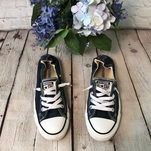 Convers All Star Blue canvas sneakers